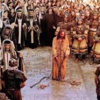 Pilate granted the crowd's wish and ordered Jesus' crucifixion